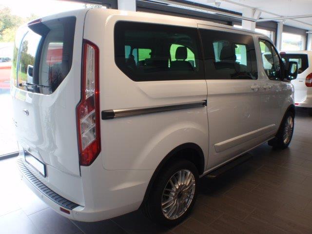 Garage Rütter Mietbus Ford Transit