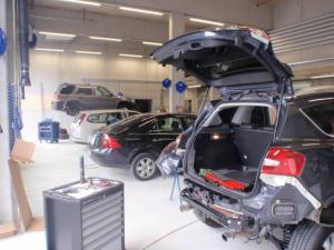 Garage Rütter Werkstatt