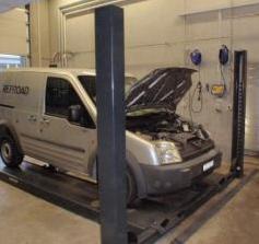Garage Rütter Nutzfahrzeug Service