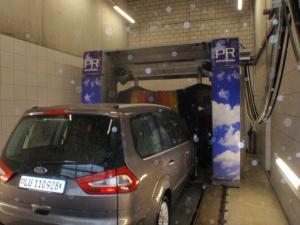 Garage Rütter - Waschanlage