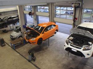 Garage Rütter Werkstatt Service