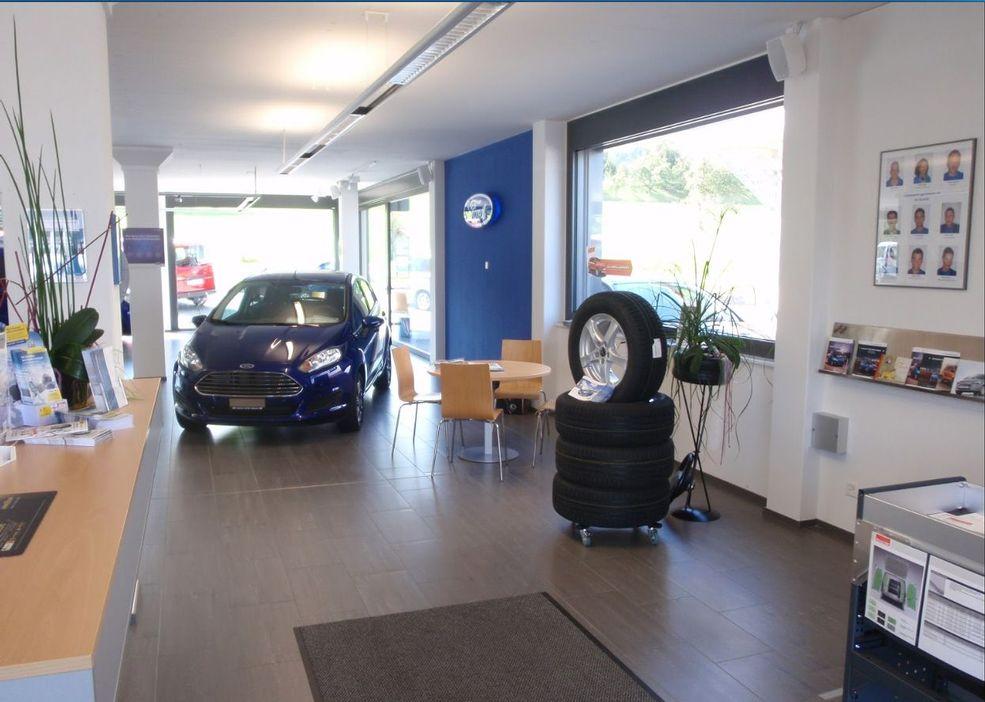 Garage Rütter offizielle Subaru Vertretung