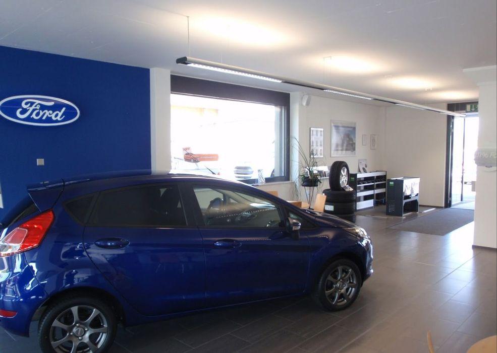 Garage Rütter Ford und Subaru Vertretung